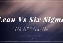 Lean and Six Sigma – Key Similarities and Differences?