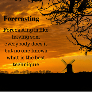 Forecasting method