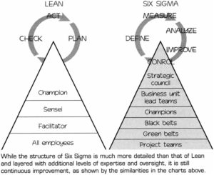 Six Sigma in Small Companies