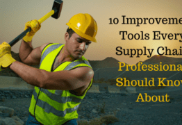 10 Supply Chain Improvement Tools You Should Know About