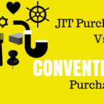 JIT Purchasing – 3 Reasons why it is Different from Conventional Purchasing