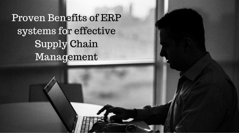 Benefits of ERP