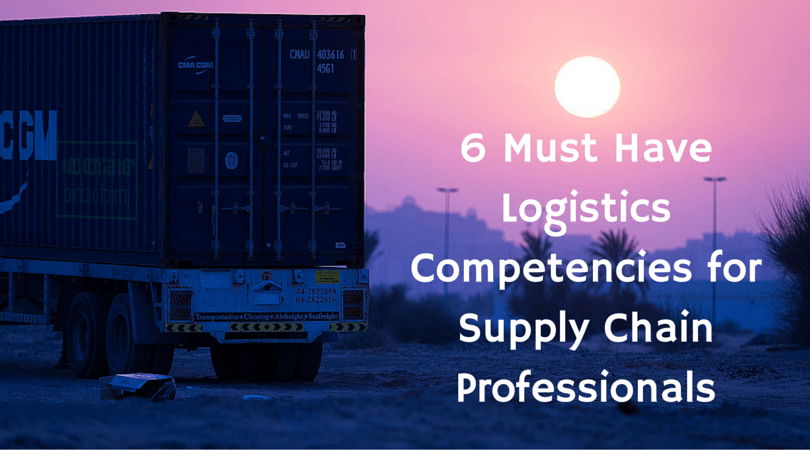 Logistics Competencies