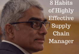 8 Habits of a Highly Effective Supply Chain Manager
