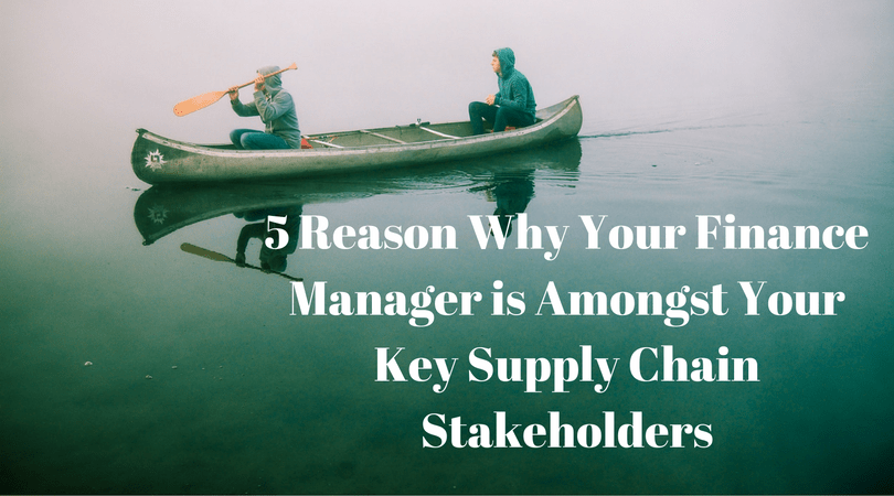 supply chain stakeholders