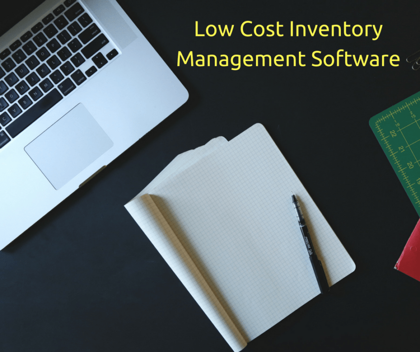 3 Low Cost Inventory Management Software You Can Buy from Amazon