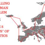 "TRAVELING SALESMAN PROBLEM & THE 8 ""RIGHTS"" OF LOGISTICS"