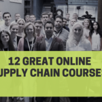 The 12 Great Online Supply Chain Courses in 2020