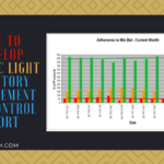 How to Develop Traffic Light Inventory Management and Control Report in Excel to Reduce Stock Outs