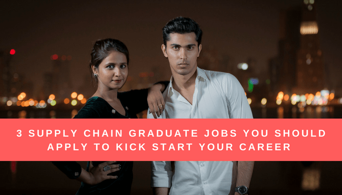 Supply Chain Graduate Jobs
