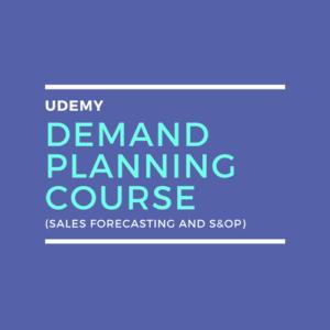 Demand Planning Course
