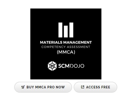 MMCA-tool landing page