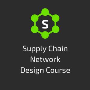Supply Chain Network Design Course