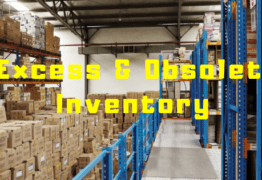 Excess and Obsolete Inventory Is Killing Your Business – 9 Ways You Can Survive