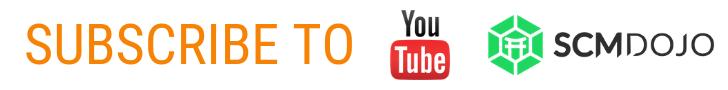 Subscribe to SCMDOJO Youtube