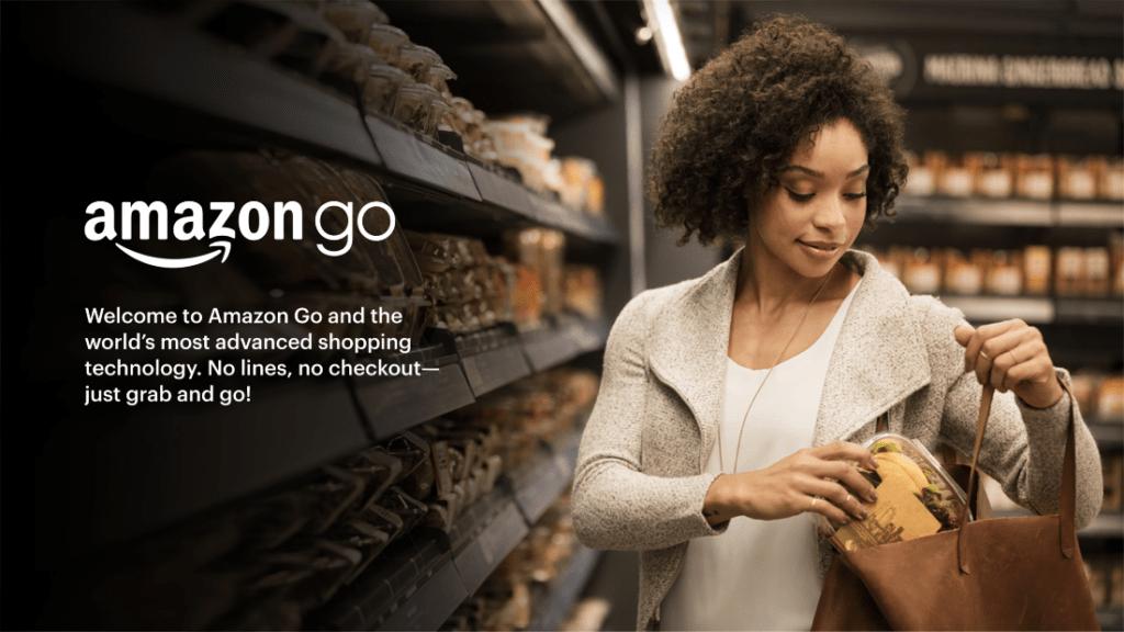 AmazonGo retail supply chain