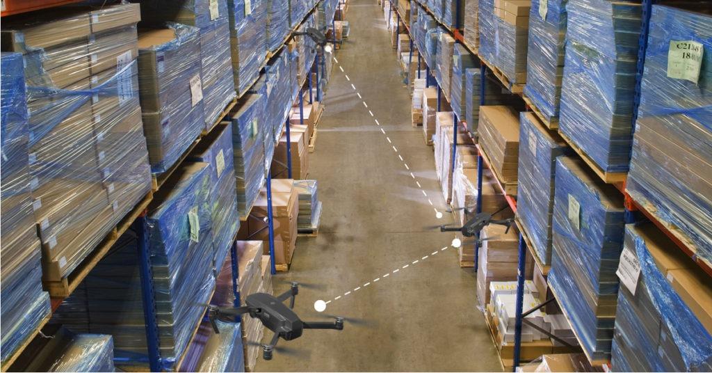 Drones in Warehousing