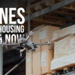 Drones in Warehousing: Then , Now & Future Technologies