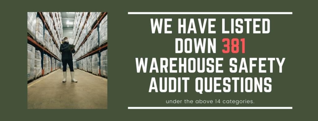 Warehouse Safety Audit