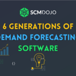 6 Generations of Demand Forecasting Software